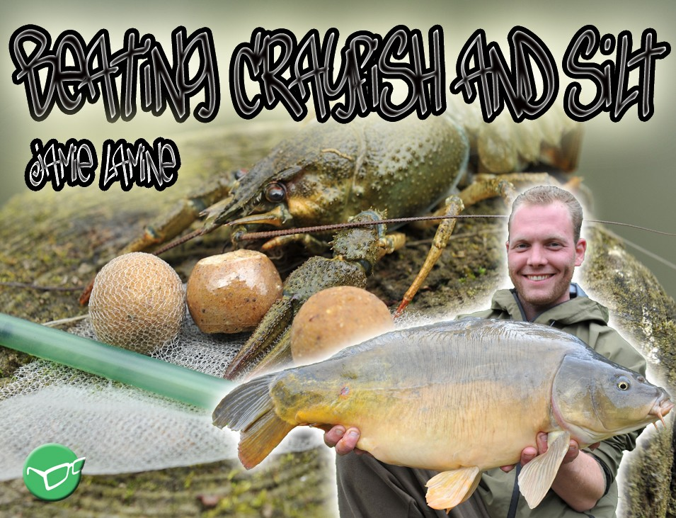 Beating Crayfish and Silt, JAMIE LAMINE