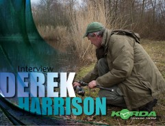 Interview - Derek Harrison