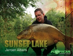 Sunset Lake - Jeroen Albers
