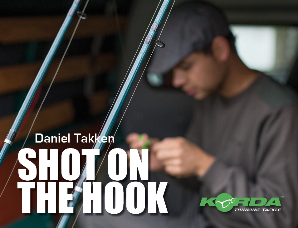 Shot on the hook rig - Daniel Takken