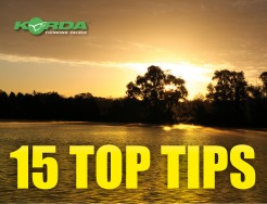 15 top tips voor betaalwater - Team Korda