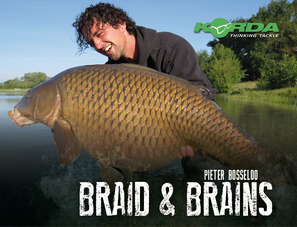 Braid & Brains - Pieter Bosseloo