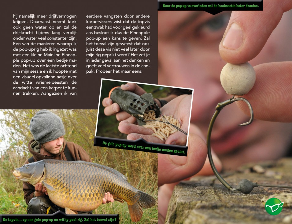 De Withy Pool Rig - Elliot Gray