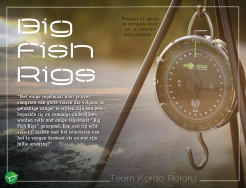 Big Fish Rigs - Team Korda Rotary