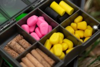 De Mini Compartment Boxes zullen helpen om je Tackle Box
